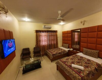 Imperial Guest House (Twin Room 3)