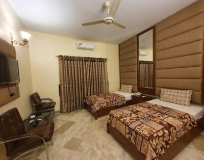 Imperial Guest House (Twin Room 1)
