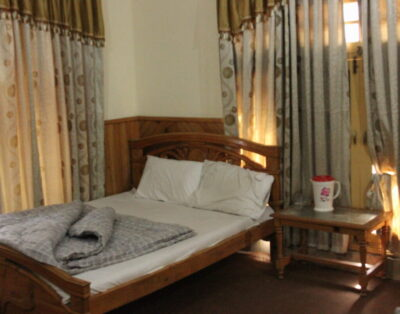 Luxury Rooms in Mountain View Kalam swat ( Master bed Room)