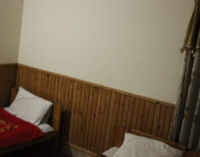 Luxury Rooms in Mountain View Kalam swat ( Three Beds Room)