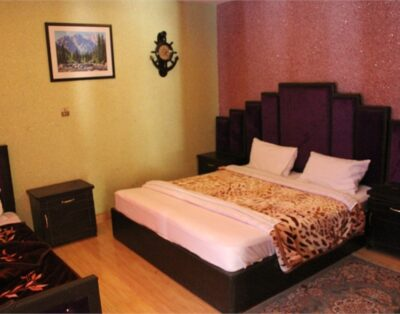 Delux Rooms at Hotel Sunrise in kalam Swat( Family Room)